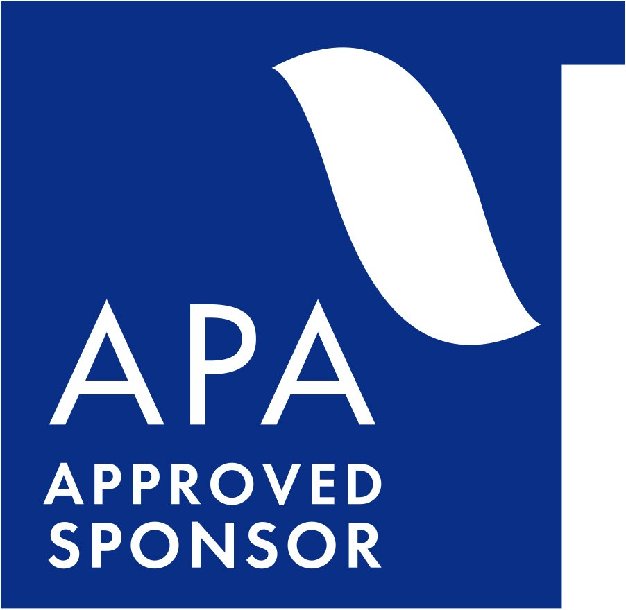 APA approved CE sponsor - The Chicago School