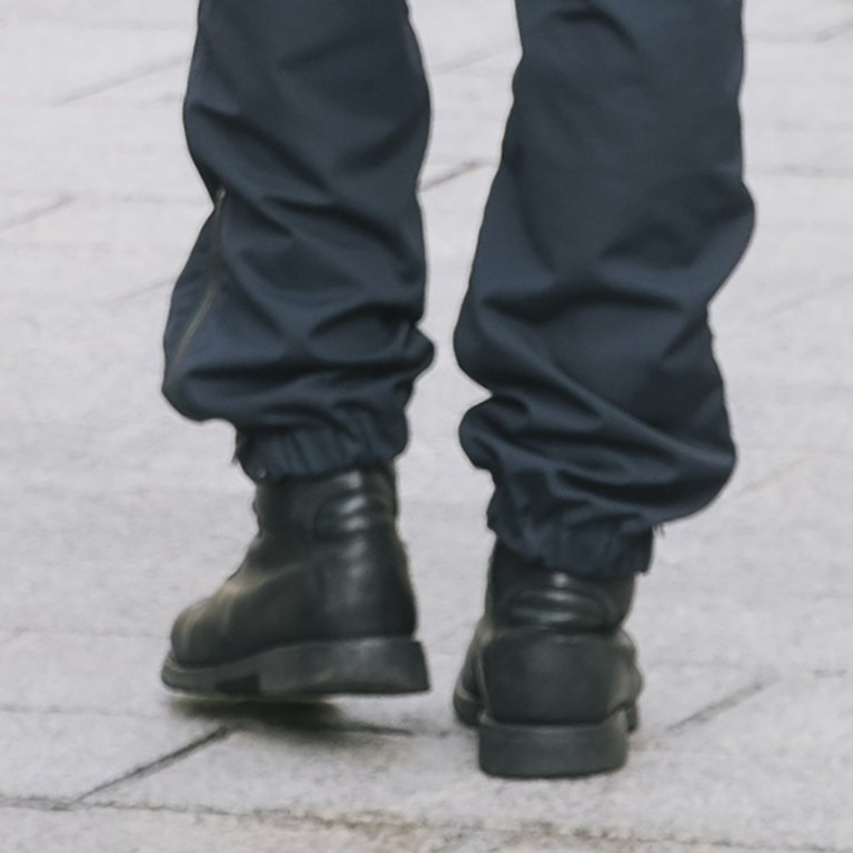 Police Boots - Going Beyond the Badge