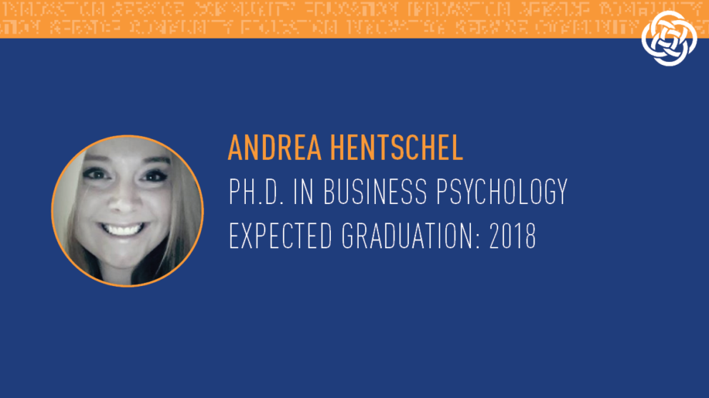 Andrea Hentschel was among a group of students from The Chicago School of Professional Psychology to put ethical theory into practice by aiding Syrian refugees on a study abroad trip to Athens, Greece.