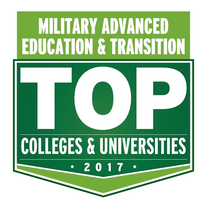 The Chicago School honored in 'Military Advanced Education & Transition's 2017 Guide to Colleges & Universities'