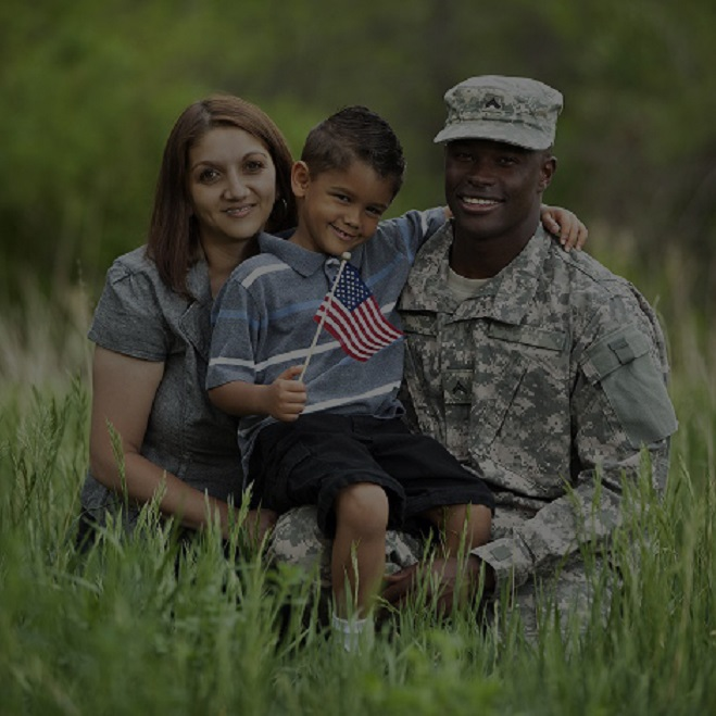 The Chicago School Partners with National Military Family Association