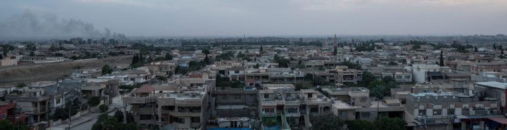 Yazidi city