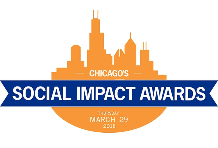 Chicago's Social Impact Awards logo