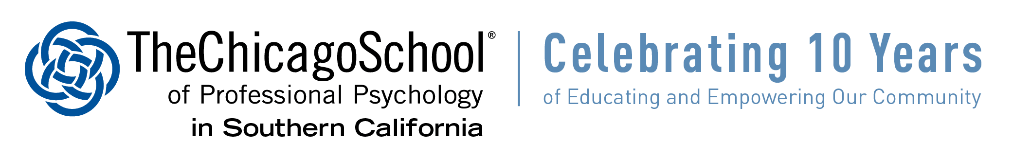 The Chicago School of Professional Psychology in Southern California | Celebrating 10 years of educating and empowering our community